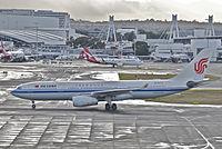 B-6073 - A330 - Air China