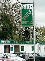 Aire Valley Auto Paint Reviews