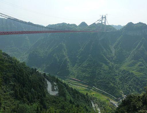 Aizhai Bridge-8