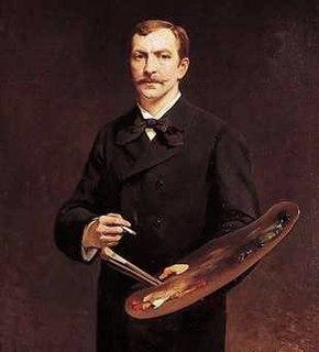 Tadeusz Ajdukiewicz painter
