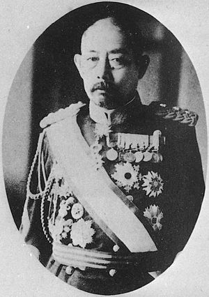 Akashi Motojiro - Japanese General Akashi Motojirō