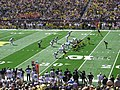 Akron vs. Michigan football 2013 09 (Michigan on offense).jpg