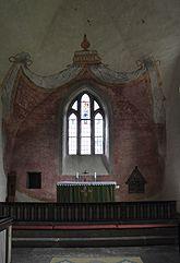 Fil:Ala kyrka koret altaret.jpg