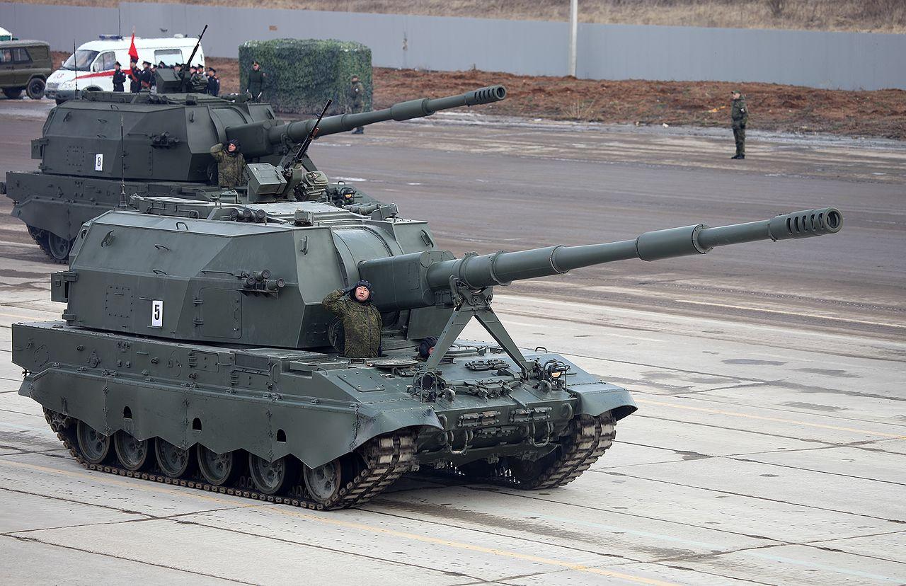 Военный «ждун» свидомитов: новая американская гаубица разгромит российскую артиллерию