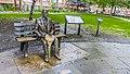 Alan Turing in Sackville gardens Manchester.jpg
