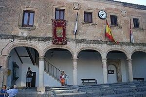 Alarcón - Town Hall of Alarcón.