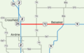 Alberta Highway 72 Map.png