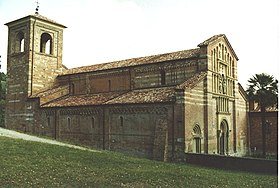 Image illustrative de l'article Abbaye de Vezzolano
