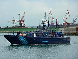 Customs Surveillance Service - Image: Alcaraván I