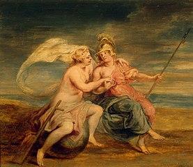 Alegoría de la Fortuna y la Virtud