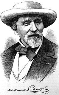 Aleksander Chodźko Polish poet and orientalist