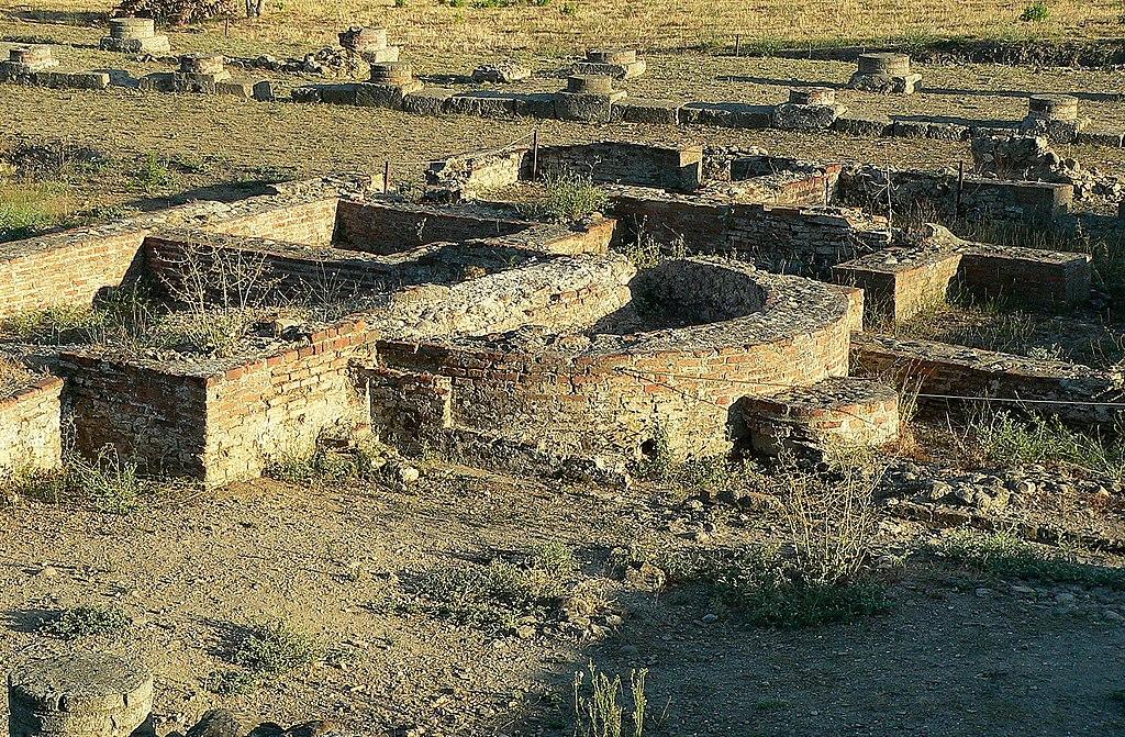 Aleria, Le site archéologique