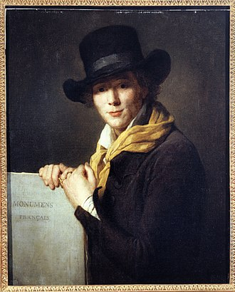 Alexandre Lenoir - Image: Alexandre Lenoir by Marie Bouliard