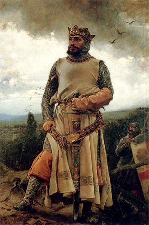 Battle of Fraga - Alfonso I of Aragon the Battler.