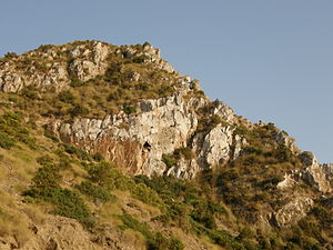 Al Hoceima National Park - Cliffs at Al Hoceima National Park