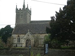 All Saints Church, Sutton Benger - geograph.org.uk - 103505.jpg