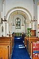 All Saints Wittering - East end (geograph 2218199).jpg