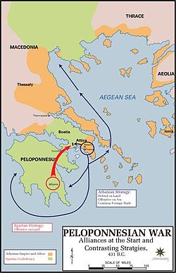 Alliances in the Pelopennesian War, 431 B.C. 1.JPG