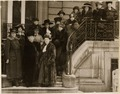 Allied women in Paris to plead for international suffrage. Women, representing Allied Nations . . . - NARA - 533768.tif
