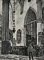 Alt, Rudolf von - Interior of Basilica di Santa Maria Gloriosa dei Frari.jpg