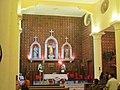 Altar, Iglesia del Sagrado Corazón de Jesús, Chetumal. - panoramio.jpg