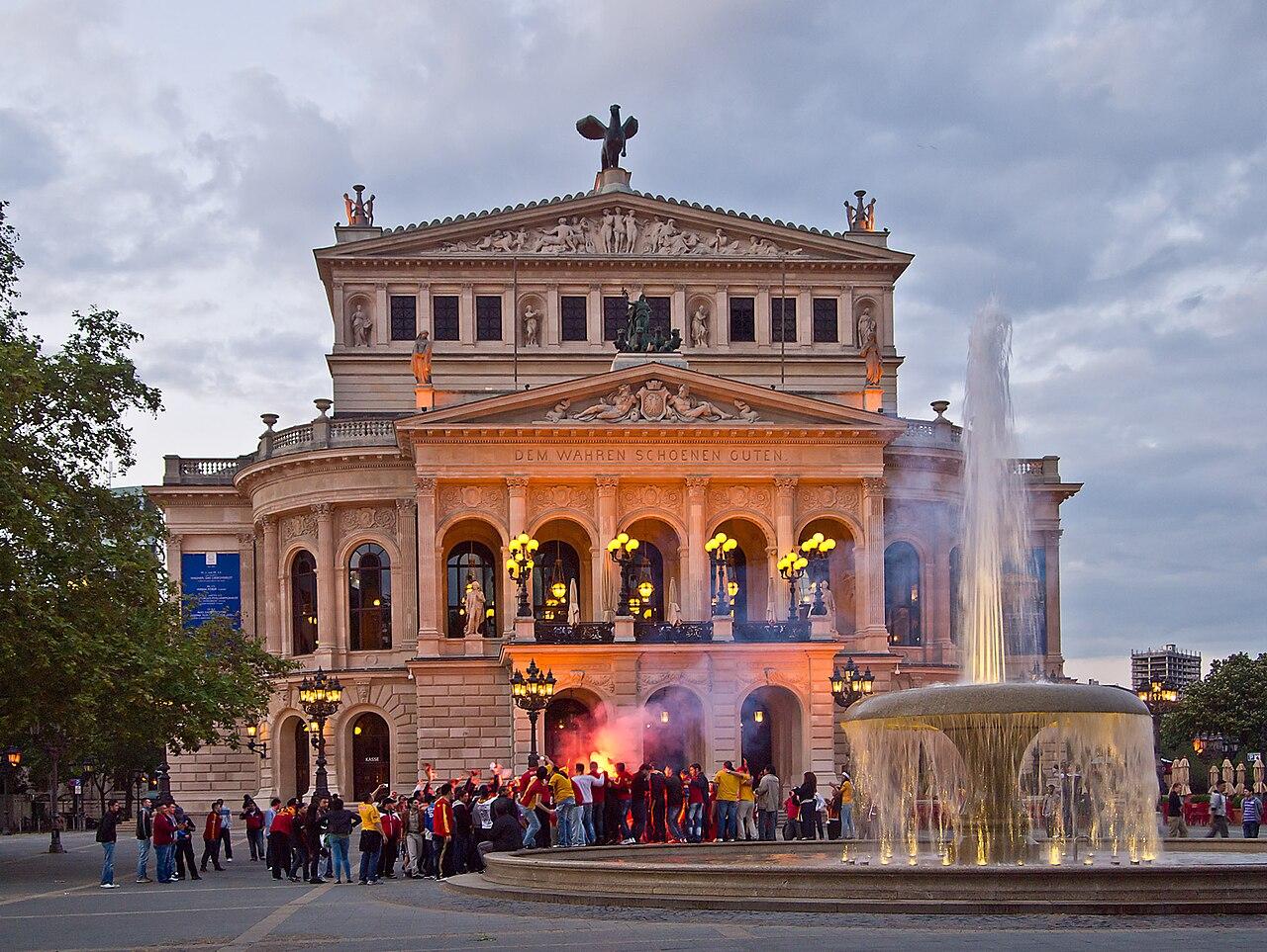 Opera Clinic Frankfurt