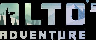 <i>Altos Adventure</i> 2015 snowboarding endless runner video game