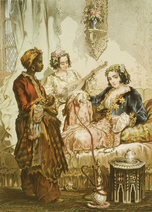 Amadeo Preziosi - Recollctions of Eastern Life (1858)-5641739784.png