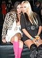 Amanda Emino, Emilianna at Corruption Party 1.jpg