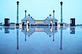 Ambedkar Udyaan Lucknow Left Dome.JPG