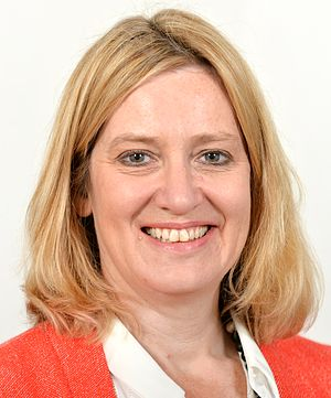 Secretary of State for Energy and Climate Change - Image: Amber Rudd 2015