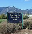 America the Beautiful Park sign.JPG