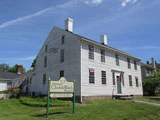 Horology museum in Connecticut, United States