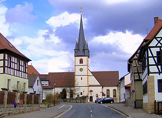 Amlingstadt - Germany - Kirche St. Aegidius - Church - (c) bth 2008.jpg