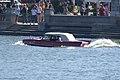Amphicar 770 1965 0479 Morning swim 06 Lake Mirror Cassic 16Oct2010 (14877347345).jpg