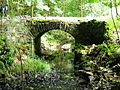 An old cartpath and bridge within Ardwell Estate - geograph.org.uk - 57475.jpg
