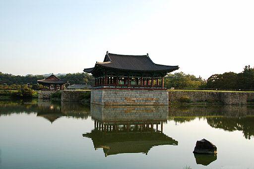 Anapji Pond-Gyeongju-Korea-2006-09