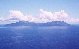 Anatahan - US Geological Survey photo of Anatahan