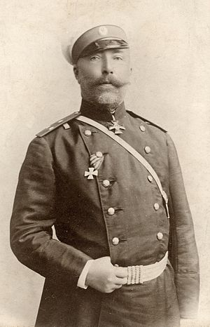 Anatoly Stessel - Anatoly Stessel in the 1890s.