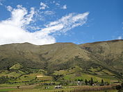 Andes Mountains South America Photograph 018.JPG