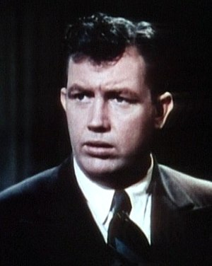 Andy Devine - Devine in the film A Star Is Born (1937)