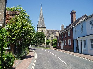Lindfield, West Sussex Human settlement in England