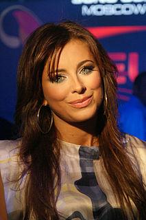 Ani Lorak Ukrainian singer