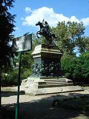 Monument to Anita Garibaldi