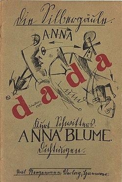 Anna Blume Dichtungen Wikisource