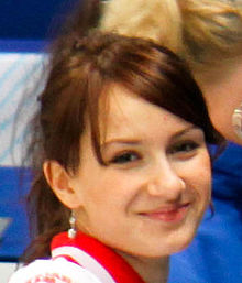 Sorry, that russian women anna sidorova curling confirm. And