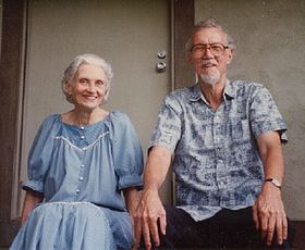 Anne Hopkins Aitken and Robert Baker Aitken.JPG