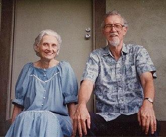 Anne Hopkins Aitken - Image: Anne Hopkins Aitken and Robert Baker Aitken