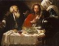 Anonymous - Christus und die Jünger in Emmaus - GG 235 - Kunsthistorisches Museum.jpg