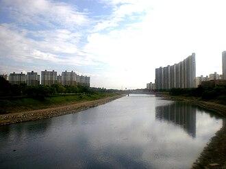 Ansan - Ansan Canal